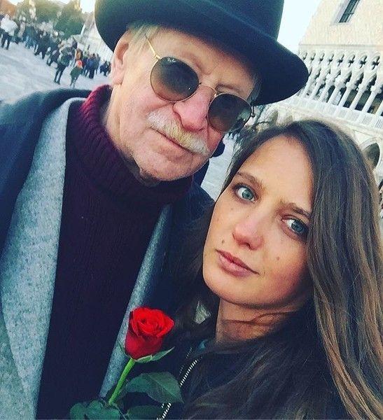 Иван Краско: «Я почти ослеп, но жена меня спасает»