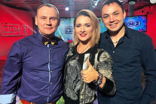 Степан Меньщиков и Ольга Солнце вернулись на «Дом-2»
