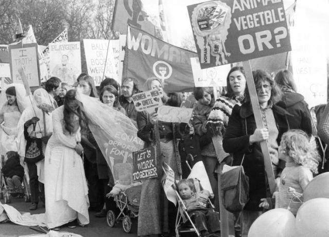 Международный женский день: история столетней борьбы за женские права