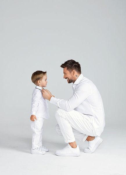 Сергей Лазарев: «В сыне вижу себя в детстве»