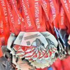 8th Nova Poshta Kyiv Half Marathon 2017 открыл новую страницу в беговой истории Украины