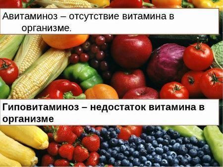 Весной организм человека испытывает недостаток микроэлементов и витаминов.