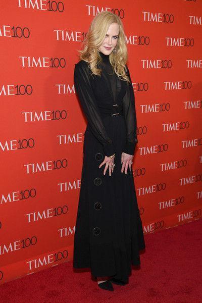 Самые роскошные наряды звезд с церемонии Time 100 Gala