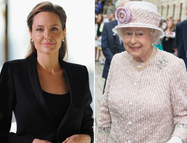Анджелина Джоли снялась в новом документальном фильме о королевской семье