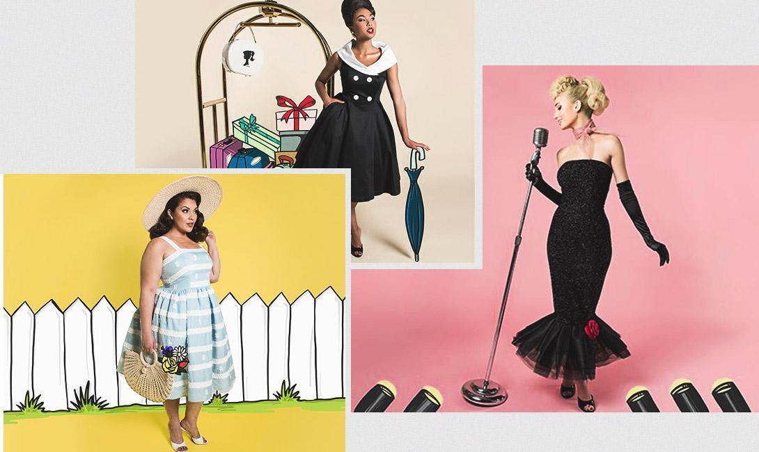 Вышла коллекция одежды в стиле Barbie