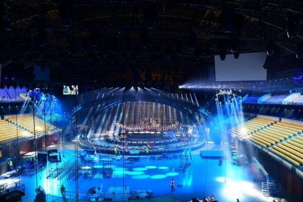 """Стало известно, как будет выглядеть сцена """"Евровидения-2018"""""""