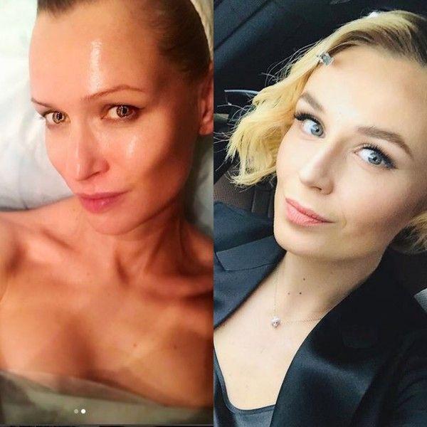 Как близнецы: Судзиловская стала копией Полины Гагариной