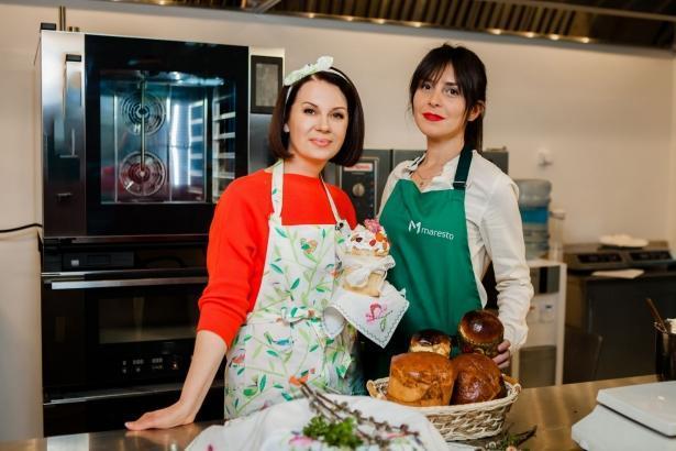 По закарпатскому рецепту: Алла Мазур приготовила к празднику паску (ФОТО)