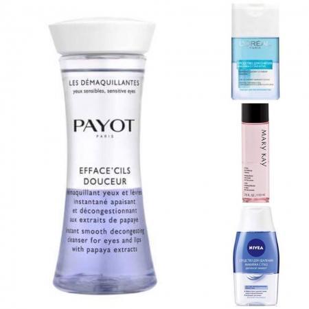 Двухфазные средства для снятия макияжа. Все о чем вы не догадывались