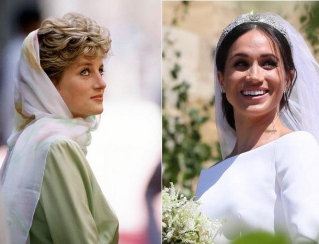 Дань памяти матери: принц Гарри подарил Меган Маркл кольцо принцессы Дианы