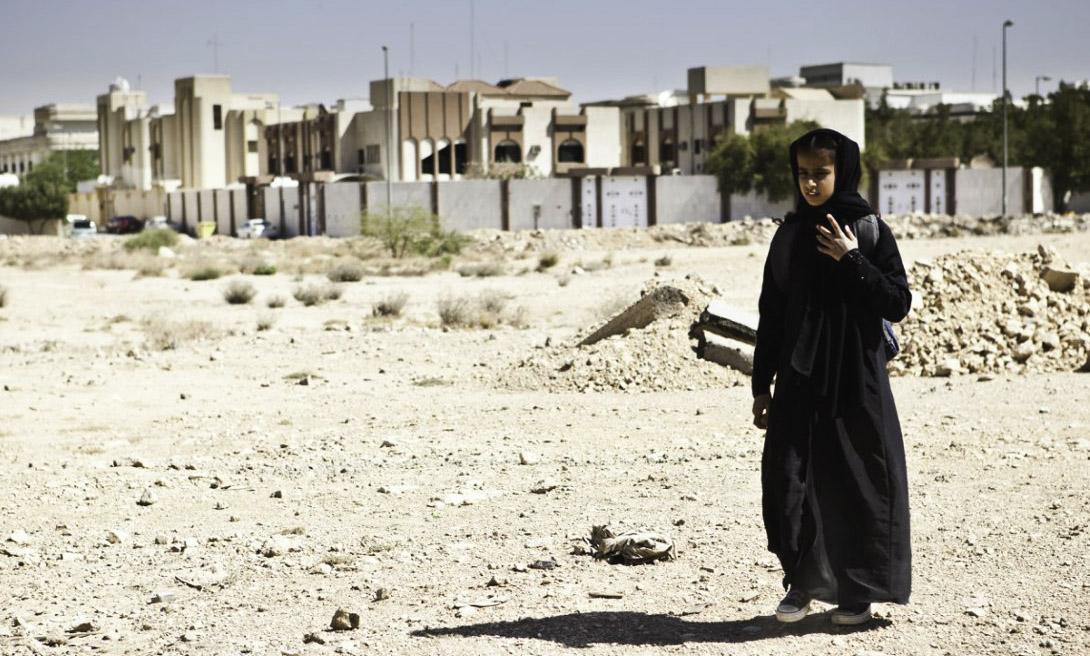Первая женщина-режиссер в Саудовской Аравии: о борьбе с миром и обретении собственного голоса