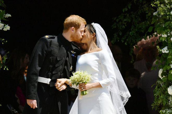 На свадьбу Гарри и Меган потрачено 2,6 миллиарда рублей