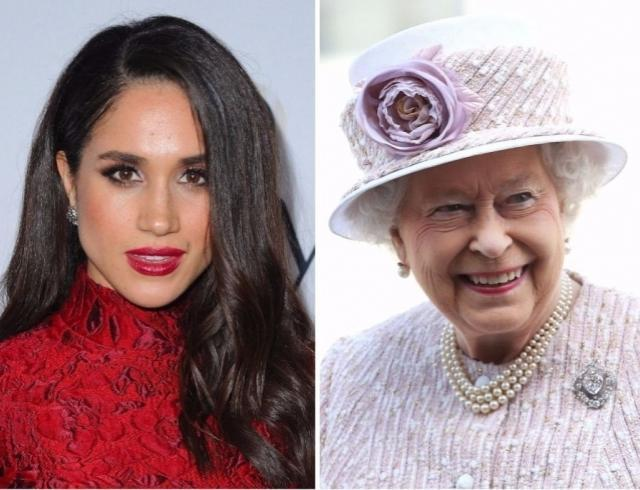 Меган Маркл получила уникальный свадебный подарок от королевы Елизаветы II