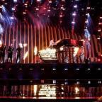 """MELOVIN на Евровидении-2018 стал """"поющим Дракулой"""": как выступил представитель Украины на конкурсе"""