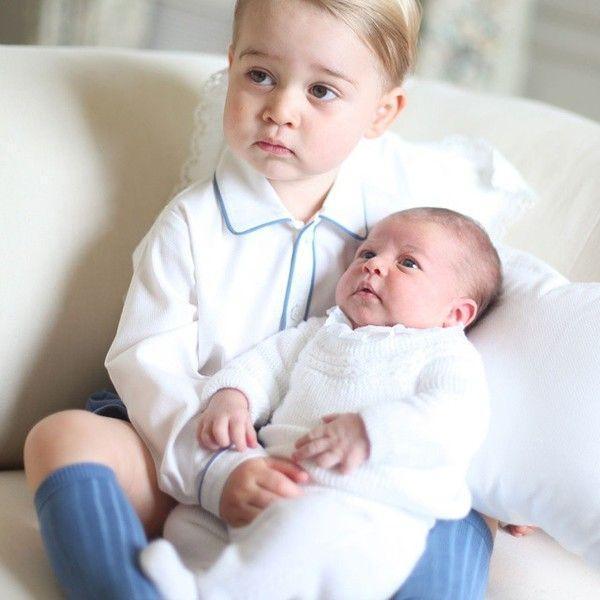 Королевский секонд-хенд: дети Миддлтон донашивают вещи друг за другом
