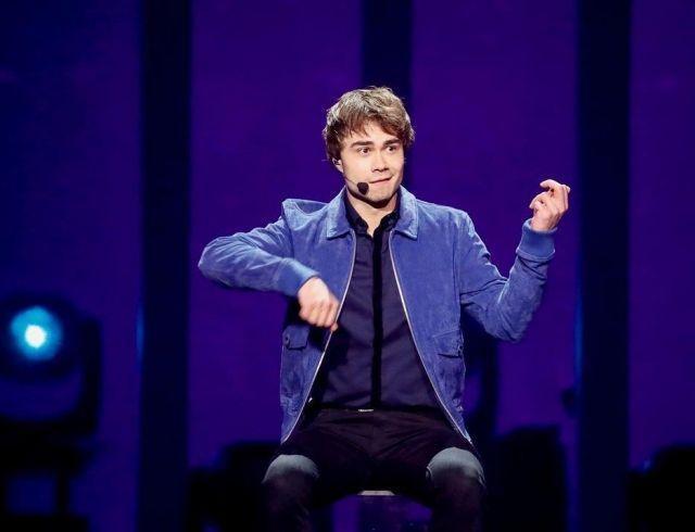 Попытка №2: как Александр Рыбак выступил на Евровидении-2018