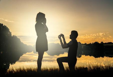 Как делать предложение руки и сердца?