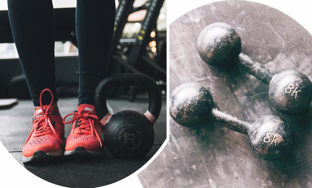 12 причин начать силовые тренировки