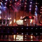 """""""Это не гроб"""": MELOVIN рассказал, что означает его номер для """"Евровидения-2018"""""""