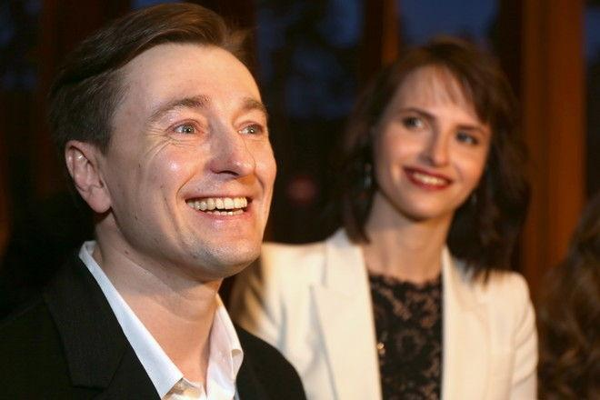 Сергей Безруков снова станет отцом