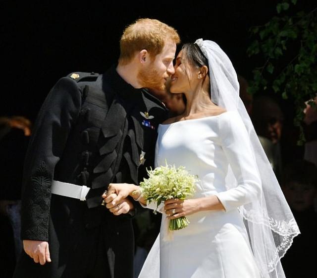 """Принц Гарри на свадьбе отдал дань уважения покойной матери принцессе Диане: """"Сегодня мне особенно её не хватает"""""""