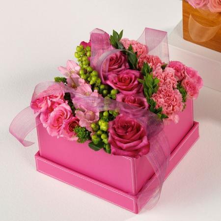 Флористика коробки для цветов от PerfectBox