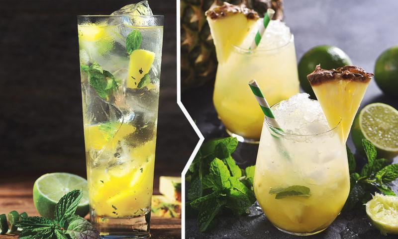 9 рецептов летнего мохито