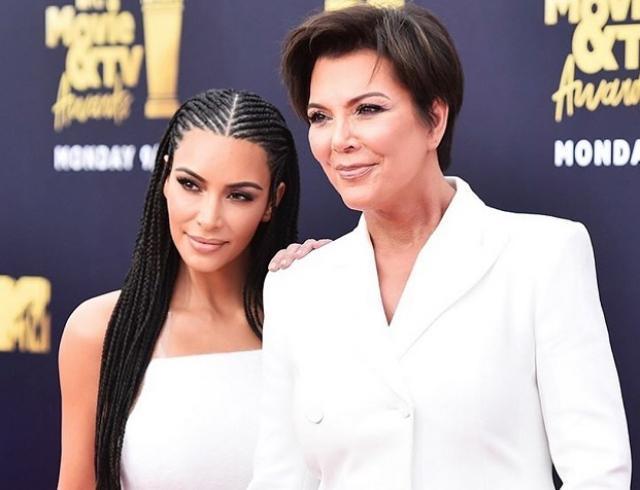 Ким Кардашьян, Крис Дженнер и другие звезды на MTV Movie Awards (ФОТО)