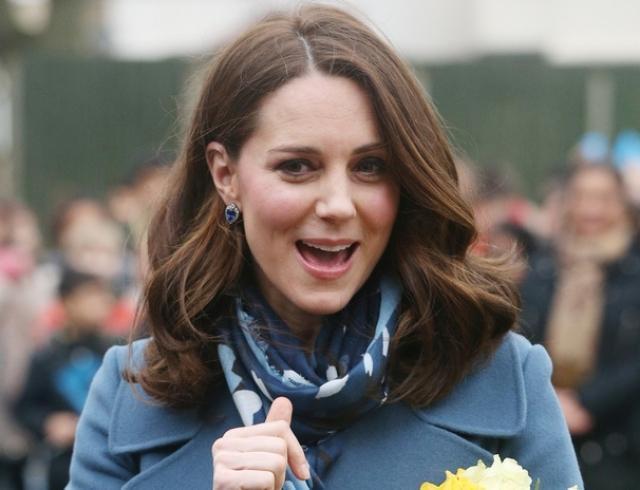 СМИ: Кейт Миддлтон ждет четвертого ребенка