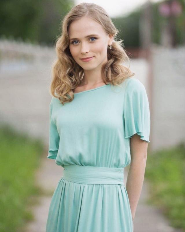 Звезда украинского кино Анна Кошмал впервые станет мамой
