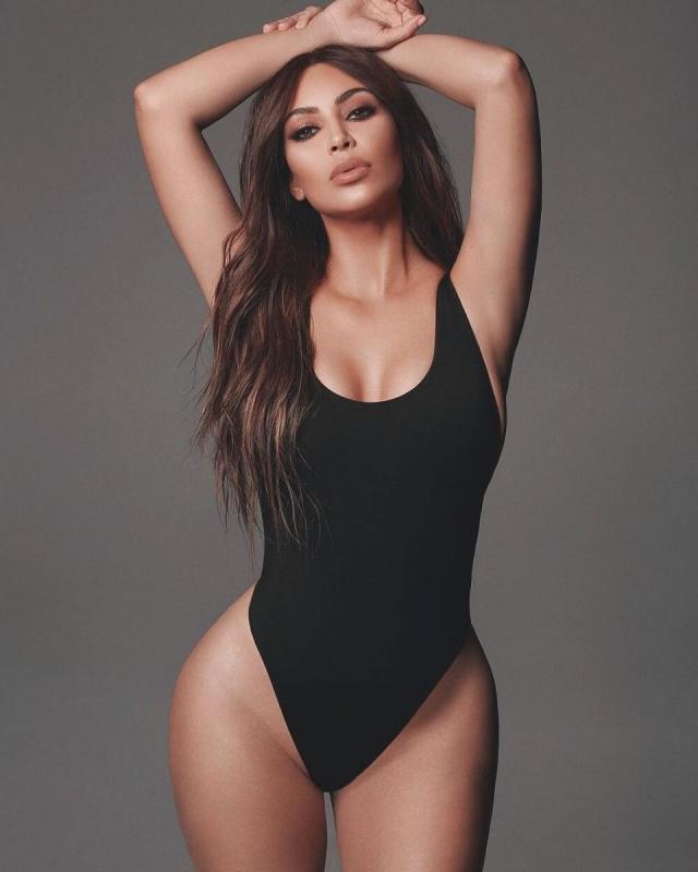 Ким Кардашьян осудили за чрезмерное беспокойство о фигуре