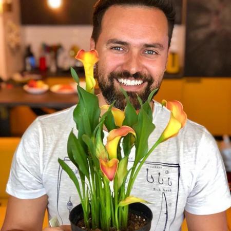 Телеведущий Тимур Мирошниченко впервые стал отцом