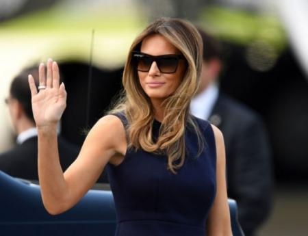 """""""Она же лицо страны"""": Мелания Трамп подверглась критике за неофициальный образ (ФОТО)"""