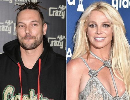 Отец Бритни Спирс решил прекратить судебные разбирательства дочери с экс-супругом Кевином Федерлайном