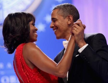 Барак и Мишель Обама пустились в пляс на концерте Бейонсе и Jay-Z