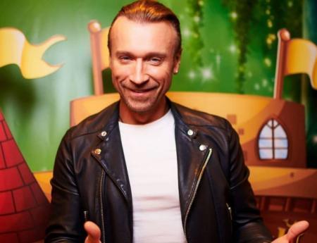 Олег Винник появился на обложке журнала: откровение о доме мечты и самом непростом периоде жизни