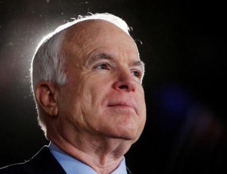 Умер Джон Маккейн — американский сенатор любил Украину и искренне переживал за ее судьбу