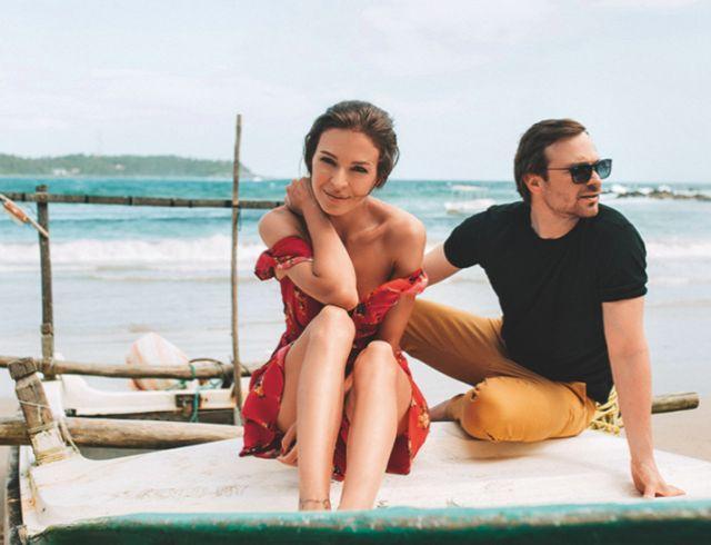 Агния Дитковските и Алексей Чадов скрывают от ребенка свой развод