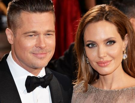 С глаз долой — из сердца вон: Анджелина Джоли мечтает быстрее развестись с Брэдом Питтом