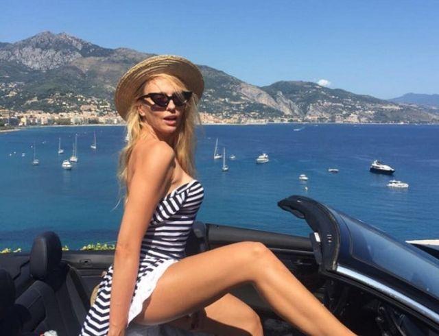 """Оля Полякова о достатках мужа: """"Я сделала так, что он уже не завидный жених"""""""