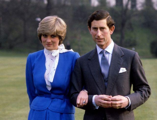 Принцесса Диана не хотела разводиться с принцем Чарльзом