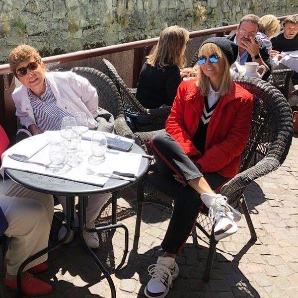 50-летняя Валерия оделась как подросток – поклонники в восторге