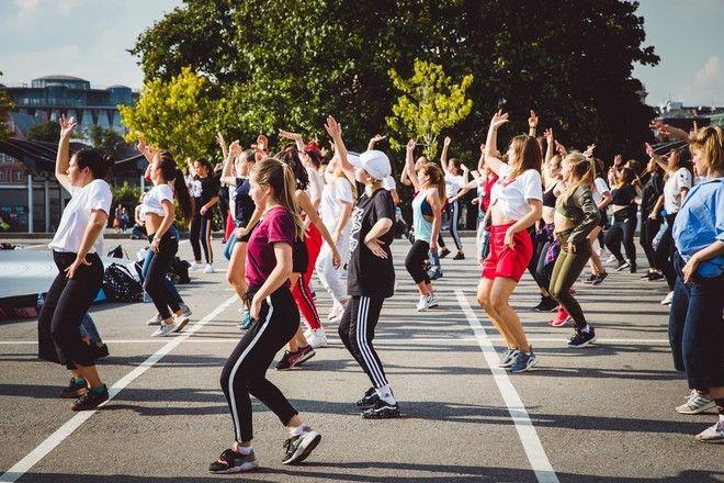 StrarHit проводил лето танцевальным марафоном