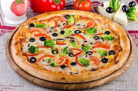 Самая вкусная пицца в Одессе - онлайн-кафе Вилки-Палки