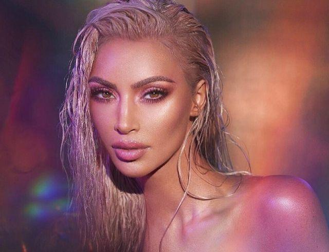 Ким Кардашьян прокомментировала слухи об измене мужу