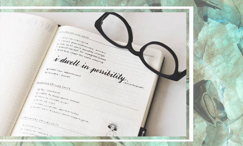 10 способов вести дневник