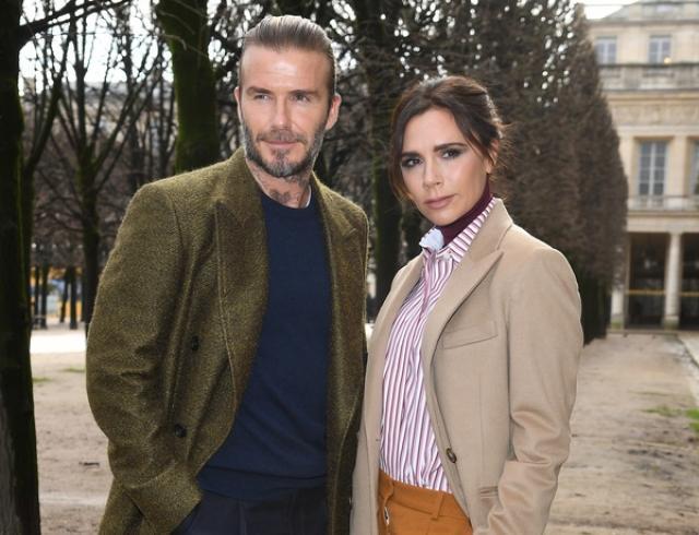 Дэвид и Виктория Бекхэм украсили вторую обложку британского Vogue (ФОТО)