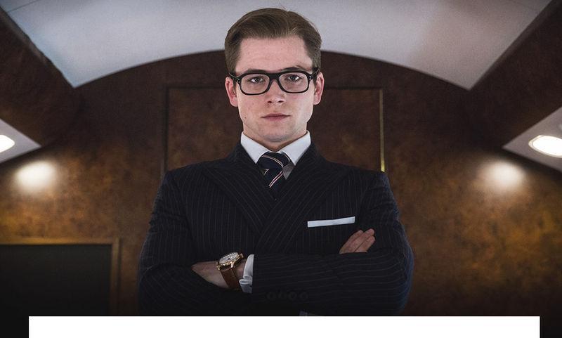 Тэрон Эджертон — новый Робин Гуд, британец и шпион