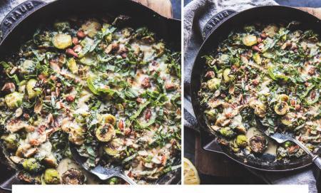 6 вегетарианских блюд для осени