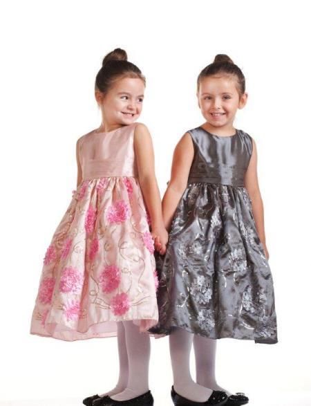 Как выбрать детское праздничное платье?